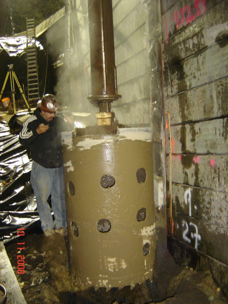 Drilled shafts 029