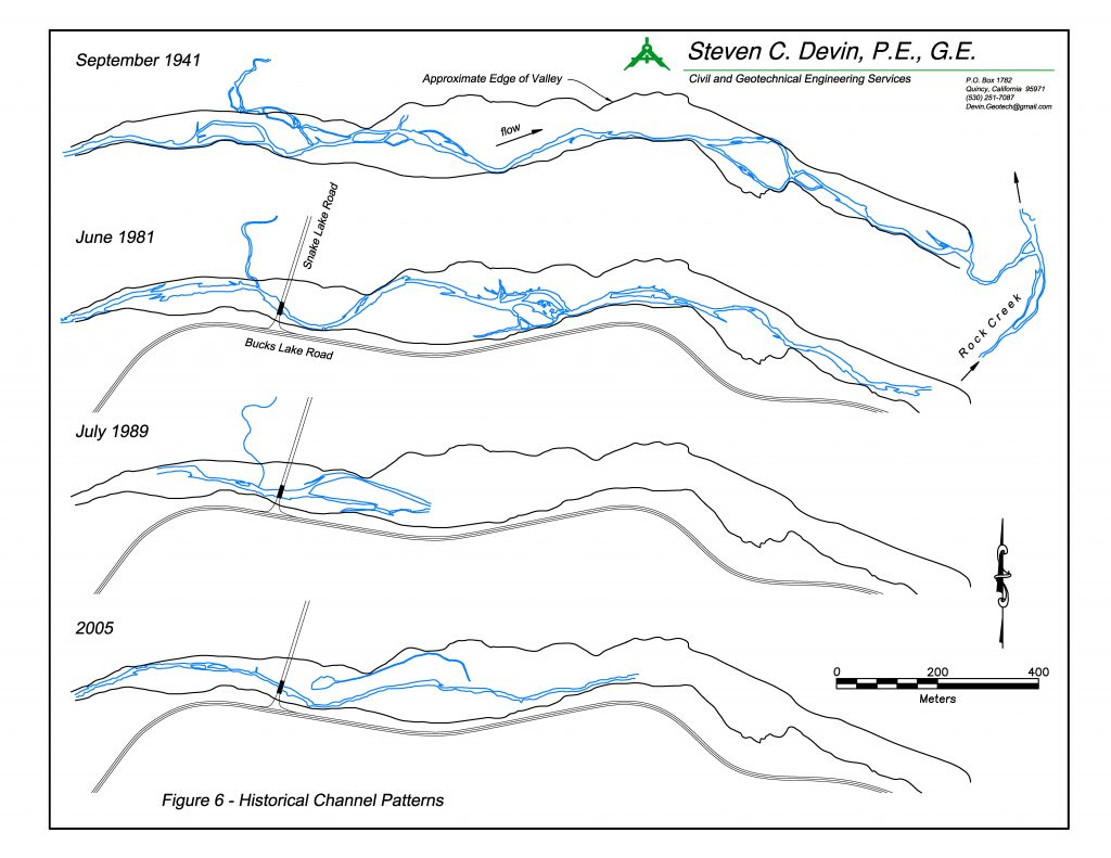 Historical_Channel_Patterns_Snake Lake Bridge Design Hydraulic Study_02-28-2012