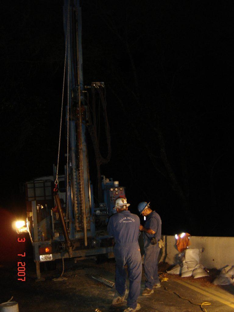 Spring Mtn Rd Drilling 013