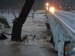 Quincy Junction Road Bridge – 2017 Flood Damage